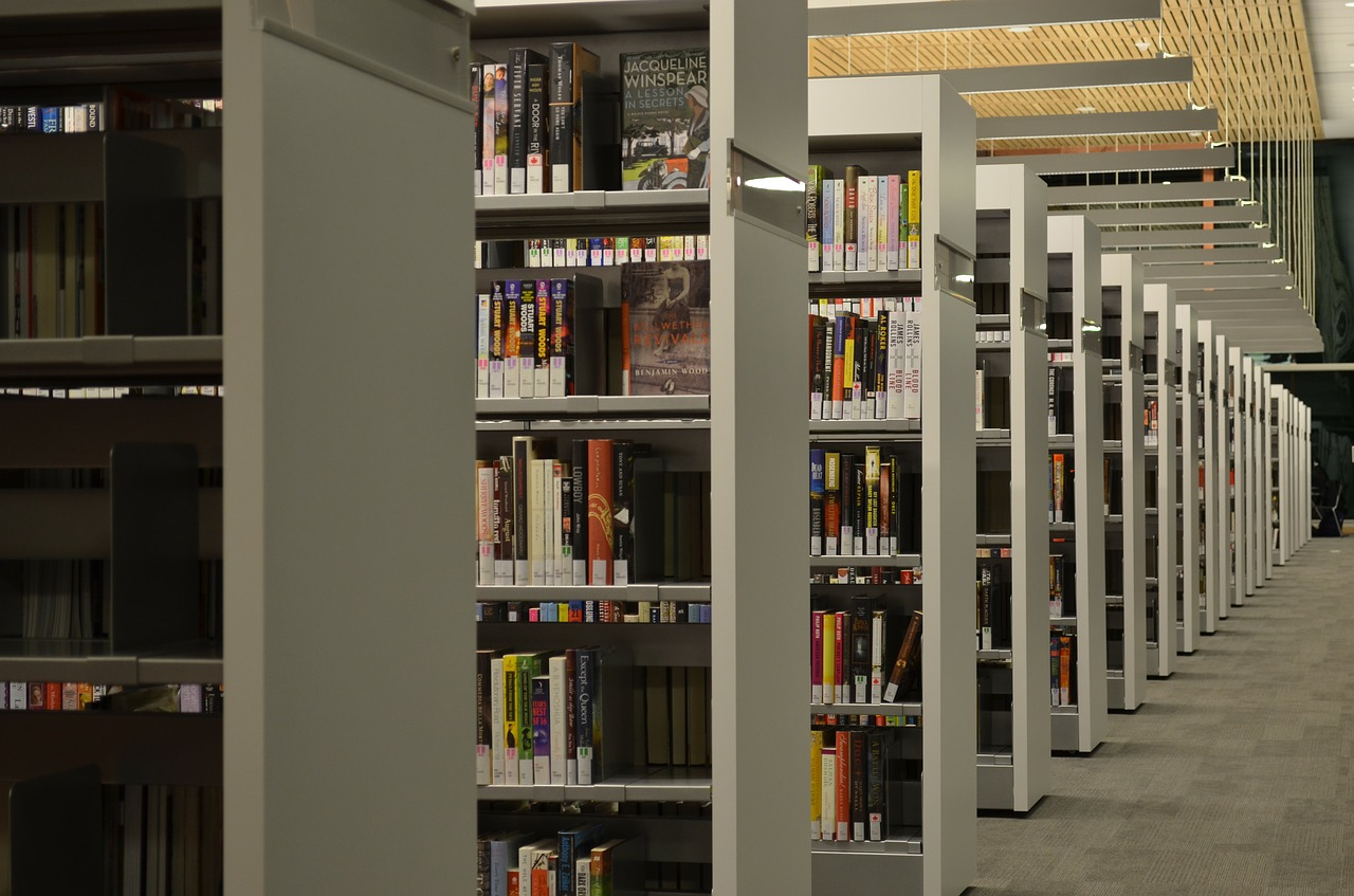 cornell university, library, shelves