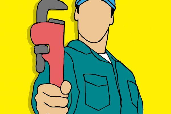 repairman, fix, plumber